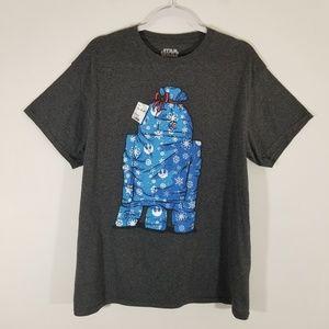 Star Wars T shirt gift Leia
